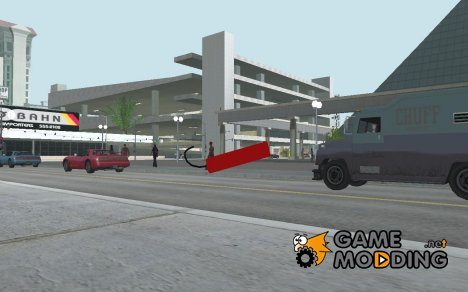 Динамит для GTA San Andreas