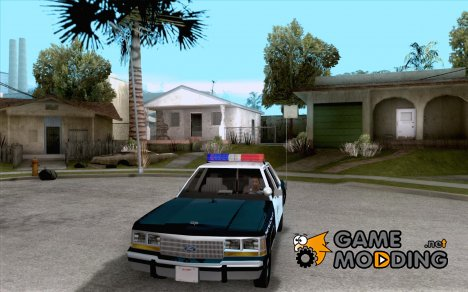 Ford Crown Victoria LTD 1992 LSPD для GTA San Andreas