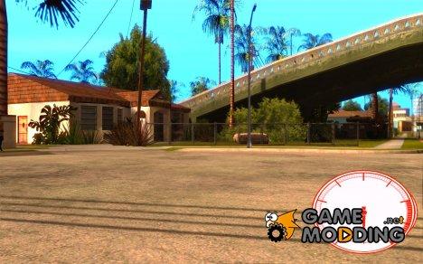 Deposit Speedometer for GTA San Andreas