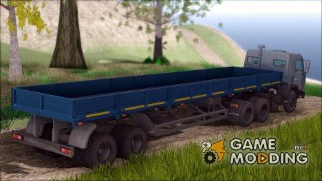 Прицеп Нефаз for GTA San Andreas