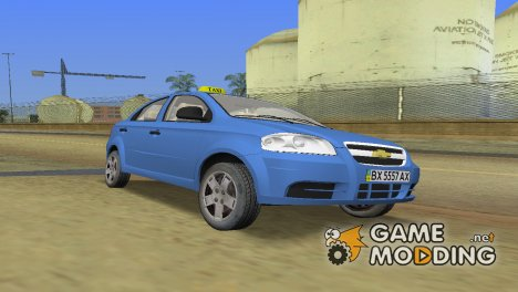 Chevrolet Aveo 2007 for GTA Vice City