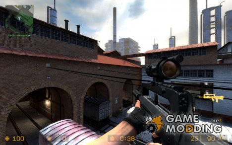 FAMAS G2 для Counter-Strike Source