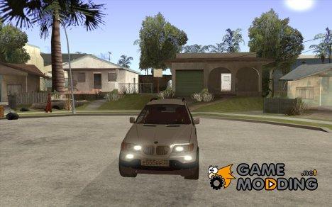 Включение и выключение двигателя для GTA San Andreas