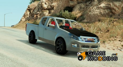 Isuzu D-Max (Thailand) 1.0 for GTA 5