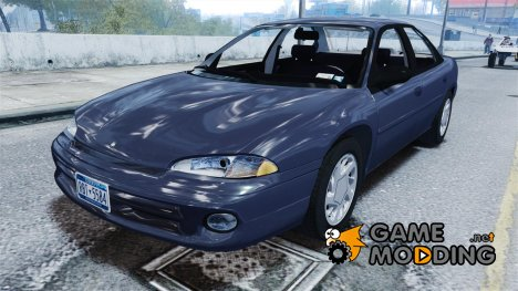 Dodge Intrepid 1993 Civil для GTA 4