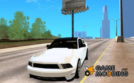 Ford Mustang GT B&W for GTA San Andreas