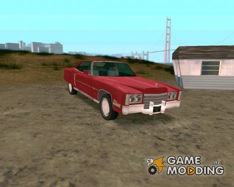Cadillac Eldorado 1976 for GTA San Andreas