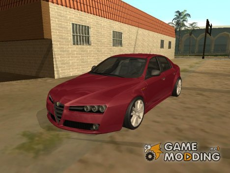 Alfa Romeo 159 Sedan for GTA San Andreas