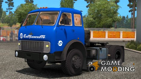 МАЗ 504B v 2.0 for Euro Truck Simulator 2