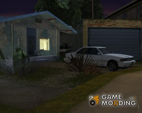 Тачки и Стволы v1.1 for GTA San Andreas