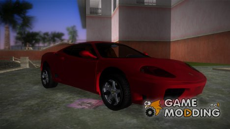 Ferrari 360m for GTA Vice City