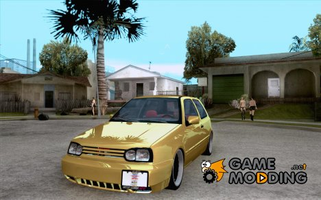 VW Golf MK 4 low & slow for GTA San Andreas