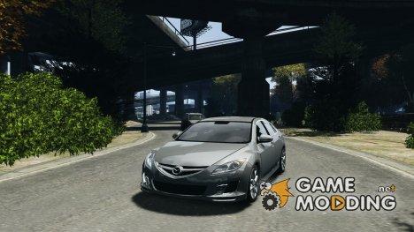 Mazda 6 2008 for GTA 4