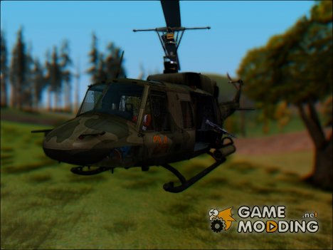 Bell UH-1N for GTA San Andreas