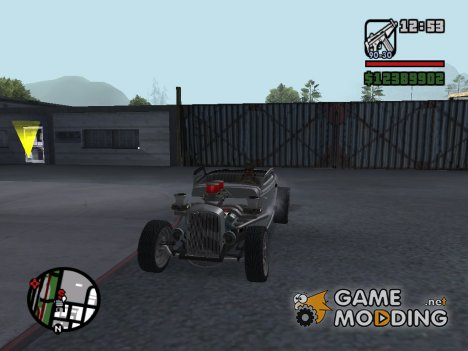 34 Ford hot rod extreme для GTA San Andreas