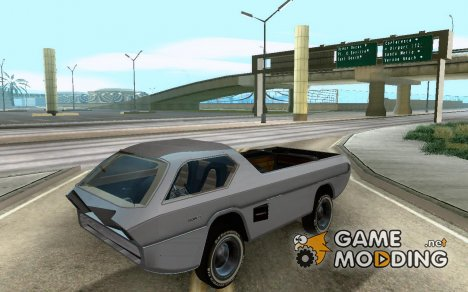 "Dodge Deora Trailer ""Campeora"" for GTA San Andreas"