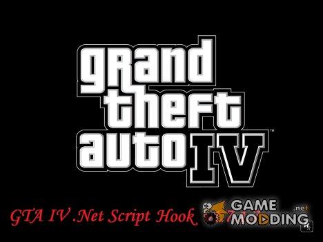 GTAIV .Net Script Hook v1.7.1.7 for GTA 4