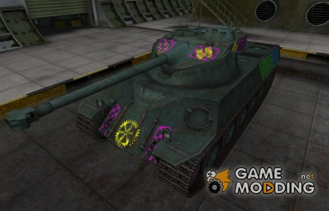 Качественные зоны пробития для Lorraine 40 t for World of Tanks