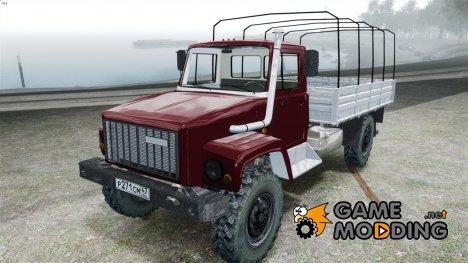 ГАЗ-3308 for GTA 4