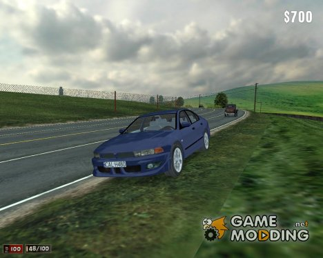 Mitsubishi Galant VR6 для Mafia: The City of Lost Heaven