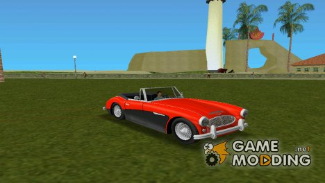 Austin-Healey 3000 Mk III for GTA Vice City