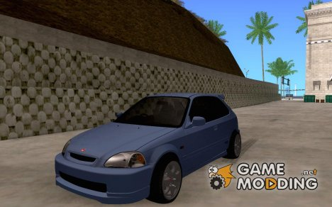 Honda Civic Type-R for GTA San Andreas