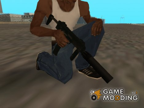 MP 7 for GTA San Andreas