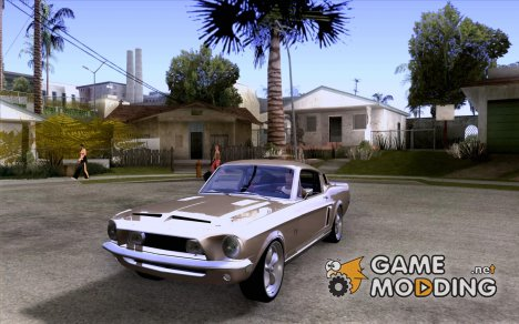 Shelby GT500KR for GTA San Andreas