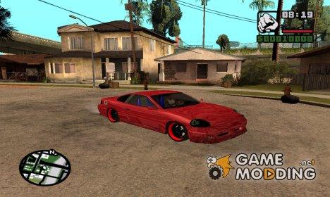 New Alpha Street for GTA San Andreas