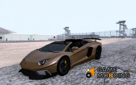 Lamborghini Aventador LP700-4 Roadstar for GTA San Andreas