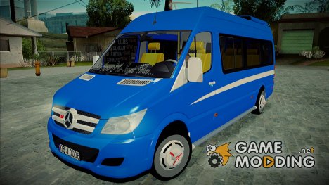 Mercedes-Benz Sprinter Dolmus для GTA San Andreas