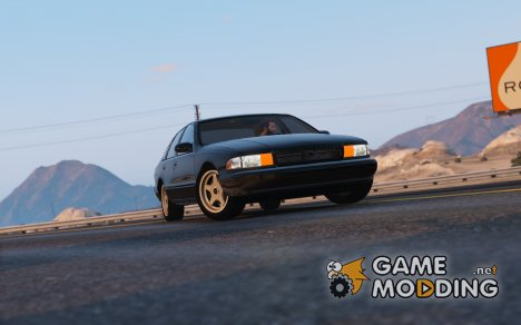 1996 Chevrolet Impala SS 1.2 for GTA 5
