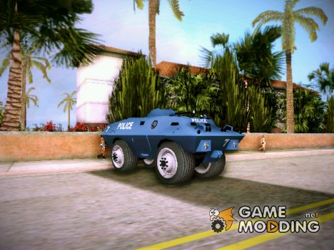 SWAT (Gta Sa) for GTA Vice City