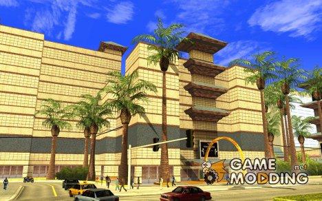 Новый вид казино 4 Дракона. for GTA San Andreas