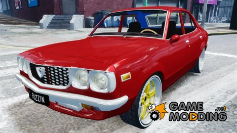 Mazda RX3 for GTA 4