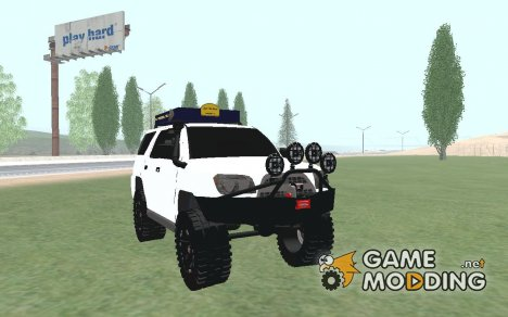 Toyota 4Runner 4X4 for GTA San Andreas