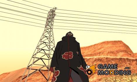 Какузу из Наруто HD (Акацке) for GTA San Andreas