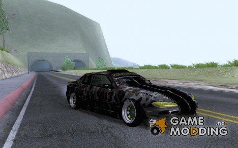 Nissan Silvia S15 Volklinger для GTA San Andreas