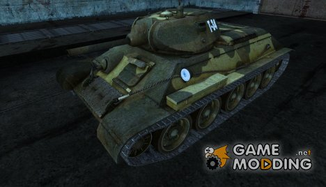 T-34 21 for World of Tanks