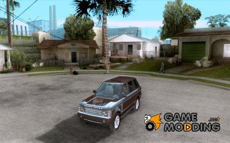 Range Rover Vogue 2004 for GTA San Andreas