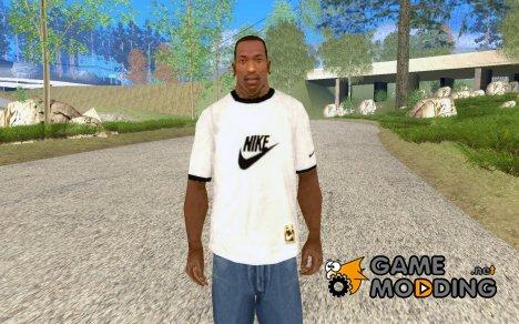 Футболка NIKE для GTA San Andreas