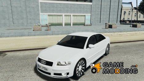 "Audi A8 4.2 QUATTRO ""beta"" for GTA 4"