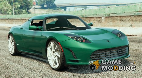 2011 Tesla Roadster Sport for GTA 5