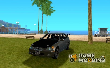Lexus IS300 Drift для GTA San Andreas