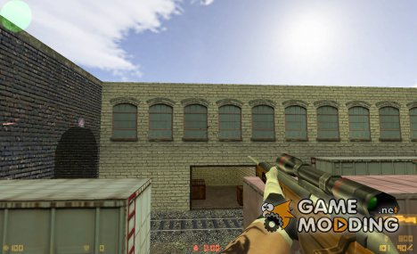 simple wood retexture for Counter-Strike 1.6