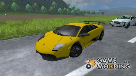 Lamborghini Murcielago for Farming Simulator 2013