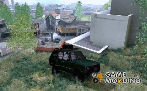 Range Rover Off Road для GTA San Andreas