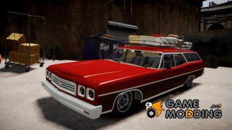GTA V Dundreary Regina для GTA 4