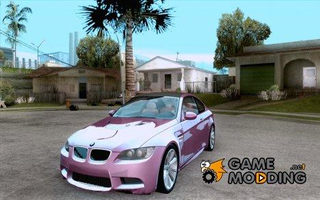 BMW M3 E92 Tunable for GTA San Andreas