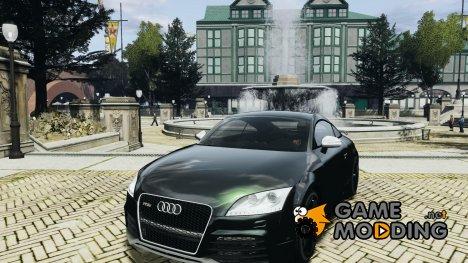 Audi TT RS 2010 for GTA 4